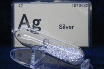 銀 Silver