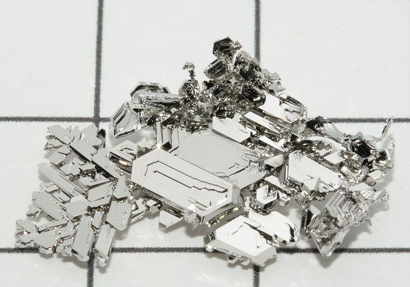 白金の結晶
